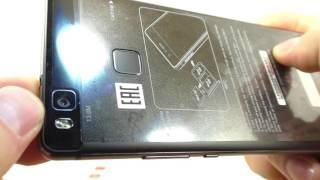 Видео обзор смартфона Huawei P9 Lite 16 Гб черный