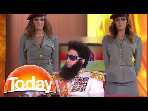 The Dictator imparts his wisdom Music Videos