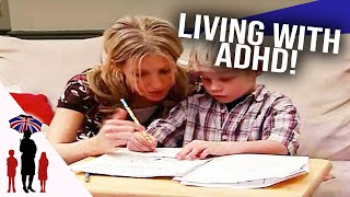 How to make life better for a child with ADHD..Supernanny USA