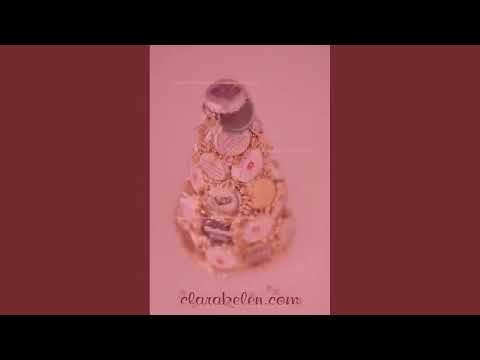 Manualidades de reciclaje: Árbol de Navidad hecho con chapas o corcholatas