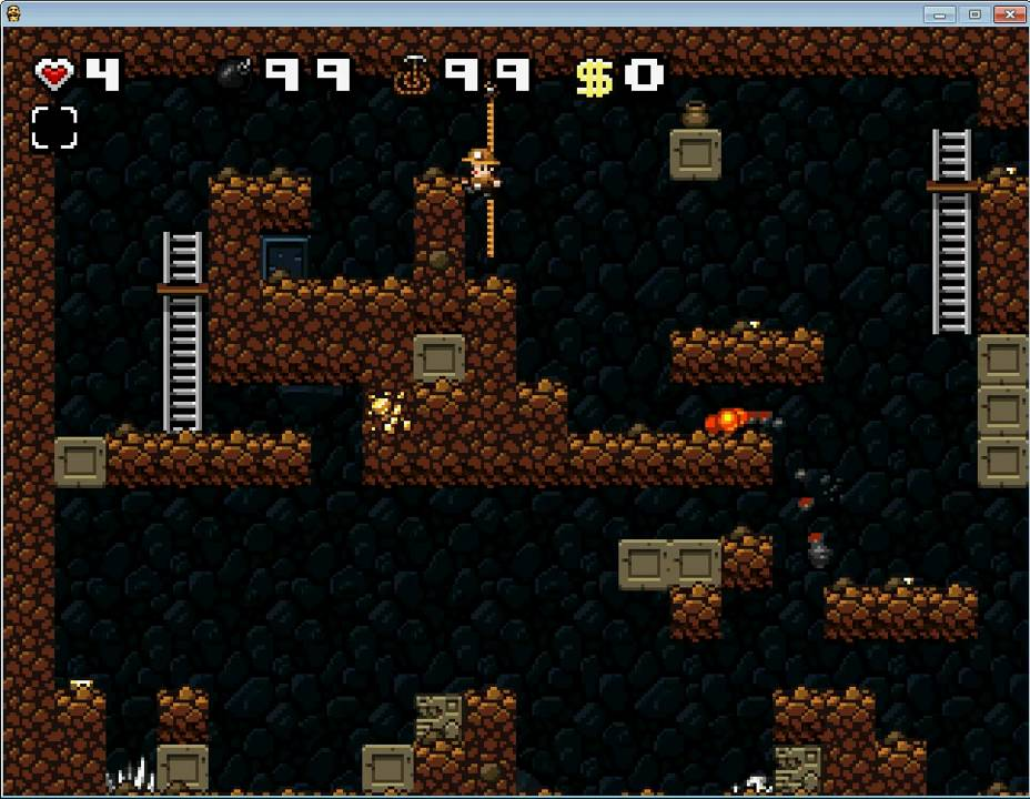 how to use cheat engine with spelunky