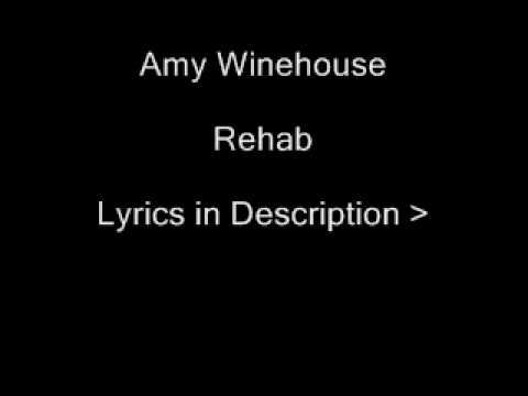 AMY WINEHOUSE REHAB