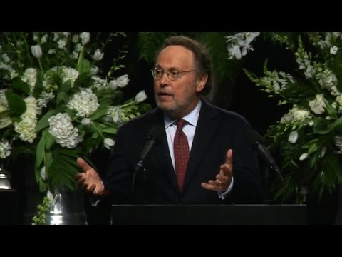 Billy Crystal does famous Muhammad Ali impersonation