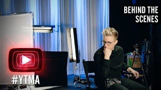 Tyler Oakley Hosts the YouTube Music Awards 2015 - Part 5