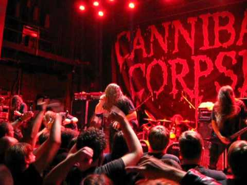 Cannibal Corpse - Crucifier Avenged
