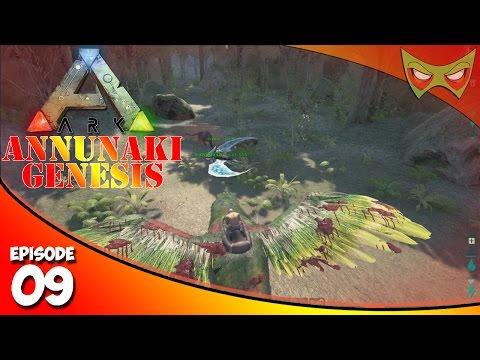 Ark: Annunaki Genesis Gameplay - Ep 09 -Saber Fails! - Lets Play