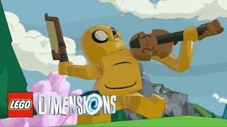 LEGO Dimensions - Jake The Dog Free Roam
