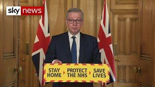BREAKING NEWS: UK COVID-19 deaths rise by 315 as testing falls below 100,000