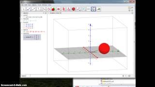 GeoGebra introduction 3D
