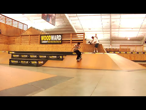 Stereo - Woodward West Shootout 2013