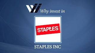 Staples-Inc - Why Invest in