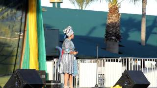 Singing Competition Winner (Lily Vang) @ Hmong New Year - Fresno, CA 10-11
