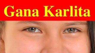 Karla Herrarte Ganadora 1er Lugar La Academia Kids Lala 2014