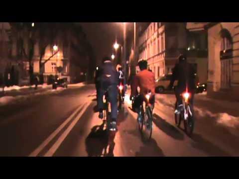 Bydgoska Masa Krytyczna-Uśmiechnij Się I Chodź Na Rower !