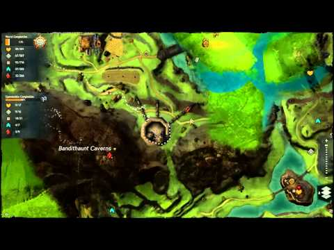 guild wars 2 map completion guide