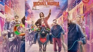The Legend Of Michael Mishra 2016 Hindi Movie DVDScr