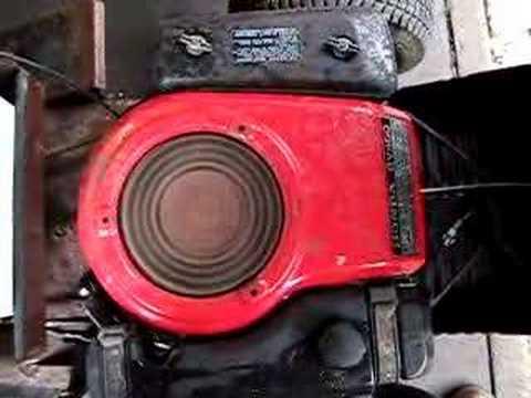 Honda GV400 11.0HP Vertical Crankshaft Engine - YouTube