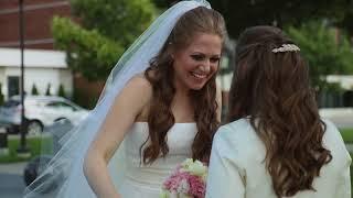 Amber & Elana - Jewish Lesbian Wedding - Blue Racer Productions