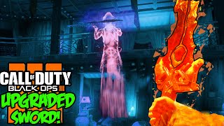 "Black Ops 3 ""Shadows of Evil"" - UPGRADED SWORD TUTORIAL & GAMEPLAY! (Black Ops 3 Zombies)"