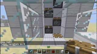 Minecraft #6 e tutorial: come fare un ascensore molto semplice