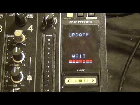 DJM-900 - How to Update Firmware (V1.300)