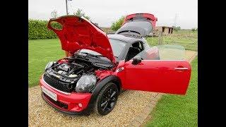 2011 Mini Coupe Cooper S Chilli Pack Red