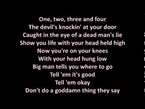 The Pretty Reckless - Heaven Knows with lyrics
