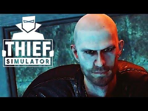 ВОРОВСКАЯ РПГ ► Thief Simulator #1
