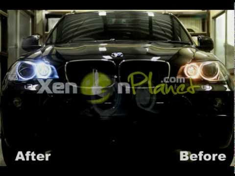 BMW H8 LED Markers Angel Eyes Kit E82 E87 E92 M3 E93 E70 X5 E60 E90 LCI