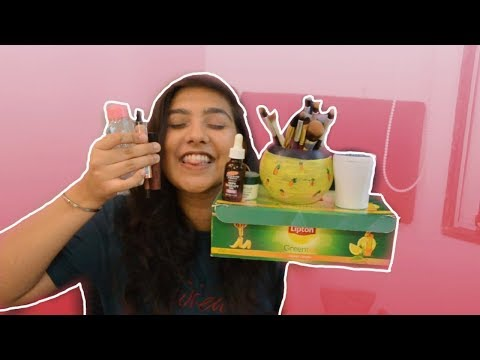 Chatty June Favorites 2018 | Best Indian Skincare , Makeup , Food Etc | Arushi Sharma