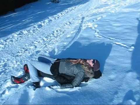 Sex na snegu