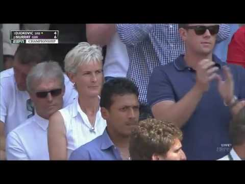 Andy Murray VS Novak Djokovic Highlight (Wimbledon) 2013 Final