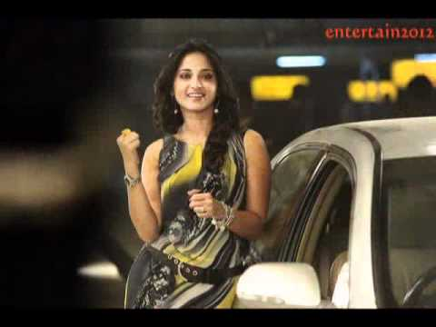 Tamil Actress Anuskha Hot Stills video