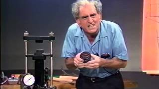 Lesson 14 - Pascal's Principle - The Properties of Liquids - Demonstrations in Physics