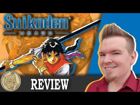 Suikoden Review! (PlayStation) The Game Collection
