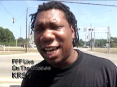 "KRS-One ""Be God, Don't Believe in God"""