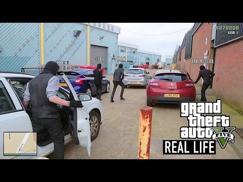 Gta 5 Real Life Online Pt 3 Heist
