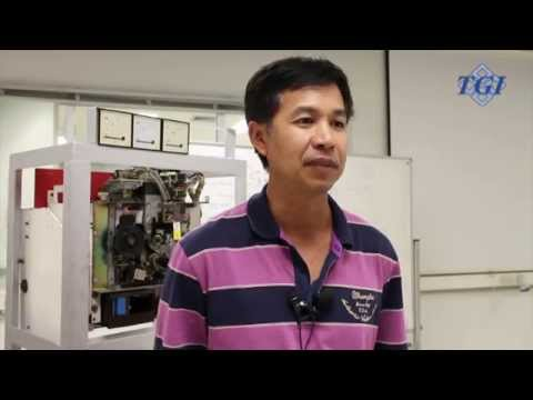 Electrical Power Maintenance for factory (Basic Level) at Thai-German Institute