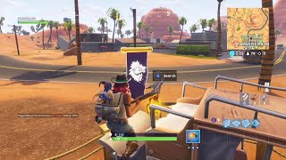 FORTNITE WEEK 2 SECRET LOADING SCREEN! LOCATION SECRET BANNER (SEASON 6)