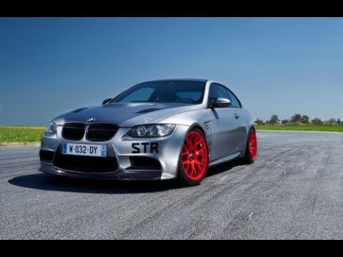 0-280 km/h : BMW M3 E92 G-Power 630 ps - Motorsport)