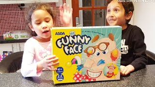 Funny Face Challenge!