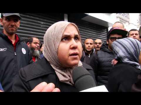 Manifestations contre le 4ème mandat de Bouteflika