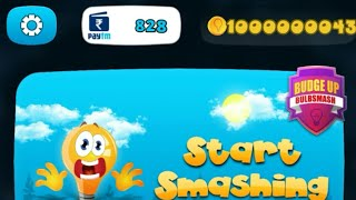 Bulb smash hack | Unlimited coins | Earn unlimited paytm cash | Root Needed |