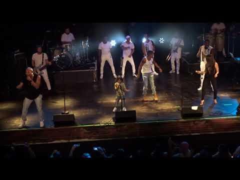 2017-08-27 - La Vida Me Cambio - Diana Fuentes y Gente De Zona en Concierto - En Vivo - Orlando, FL