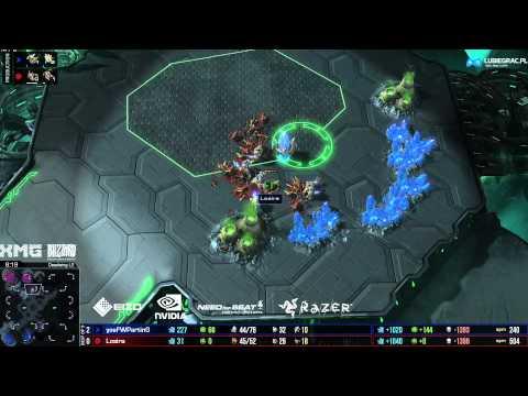PvZ Losira vs Parting -g3- Deadwing- Starcraft 2 HD