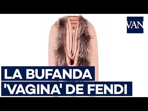 La BUFANDA 'VAGINA' de FENDI que revoluciona las redes thumbnail