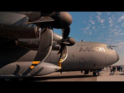 Военно-транспортный самолёт А 400М Атлас