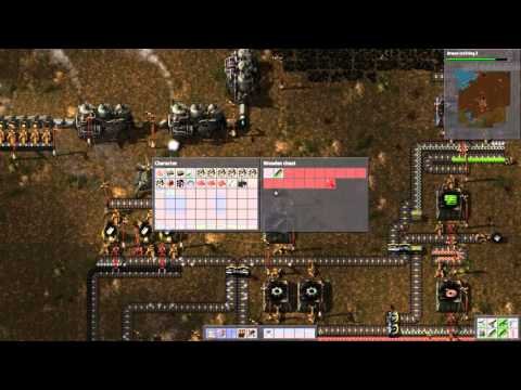 Let's play Factorio - E04 - The power of steel.