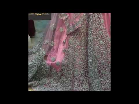 Alzawiah Designer Wedding And Party Wear latest Designs Dresses