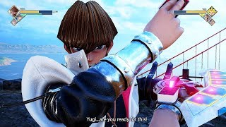 JUMP FORCE - Official NEW Kaiba & Special Characters Gameplay